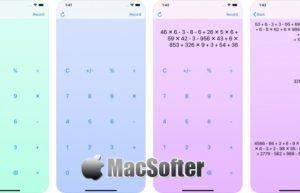 [iPhone/iPad限免] 计算器(Calculator) : 具有历史记录的简约计算器工具