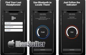 [iPhone/iPad限免] Hound :蓝牙耳机查找工具