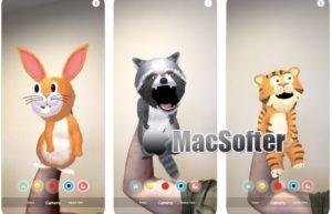 [iPhone/iPad限免] YoPuppet : AR实景手偶秀软件