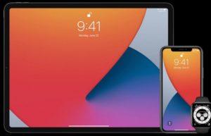 苹果中国官网推出iOS 14、iPadOS、macOS Big Sur、watchOS 7的介绍页面
