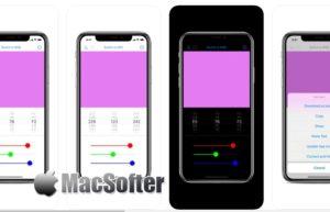[iPhone/iPad限免] ColorFull : 颜色创建及颜色分享工具