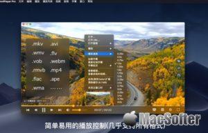 [Mac] OmniPlayer Pro :全能视频播放器