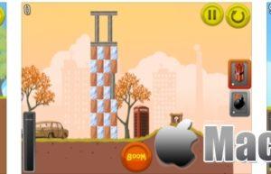[iPhone/iPad限免] Boom Land™ :物理益智游戏