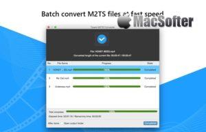 [Mac] Tipard M2TS转换器 : M2TS视频格式转换工具