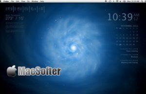[Mac] Galaxy Pro - Live Wallpaper :银河动态桌面壁纸工具