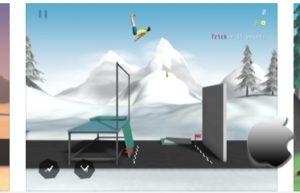 [iPhone/iPad限免] Flip Range : 翻转体操游戏