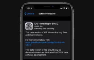 iOS 14 Beta 2正式登场 : iOS 14 Beta 2可以更新了!