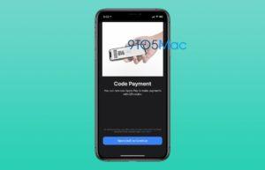 iOS 14 Apple Pay或支持QR Code 付款