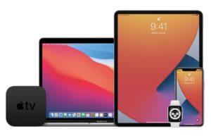 iOS 14/iPadOS 14/macOS Big Sur Beta 3预计本周登场