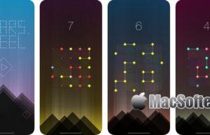 [iPhone/iPad限免] Stars Wheel :星空转轮休闲放松益智游戏