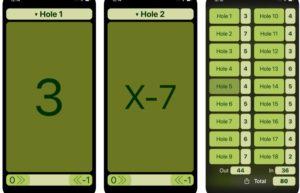 [iPhone/限免] FlinkGolf :高尔夫球计分卡软件