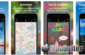 [iPhone/iPad限免] Mix on Pix :给图片添加艺术文字的软件