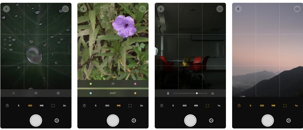 [iPhone限免] Reuk :专业的手动相机软件