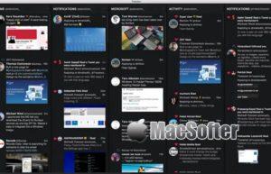 Tweeten for Mac : 强大的推特客户端工具