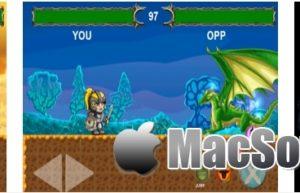 [iPhone/iPad限免] Fantasy Coliseum :充满魔法的格斗游戏