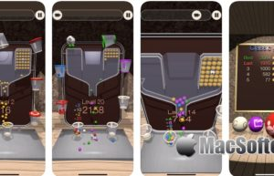 [iPhone/iPad限免] 100 Balls 3D :3D版杯子接球游戏