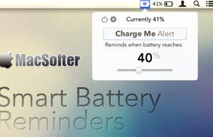 Battery Minder for Mac :Macbook充电提醒电池养护工具