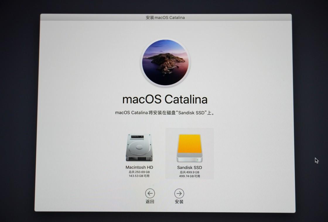 搞个Mac to go:把macOS装在移动硬盘中