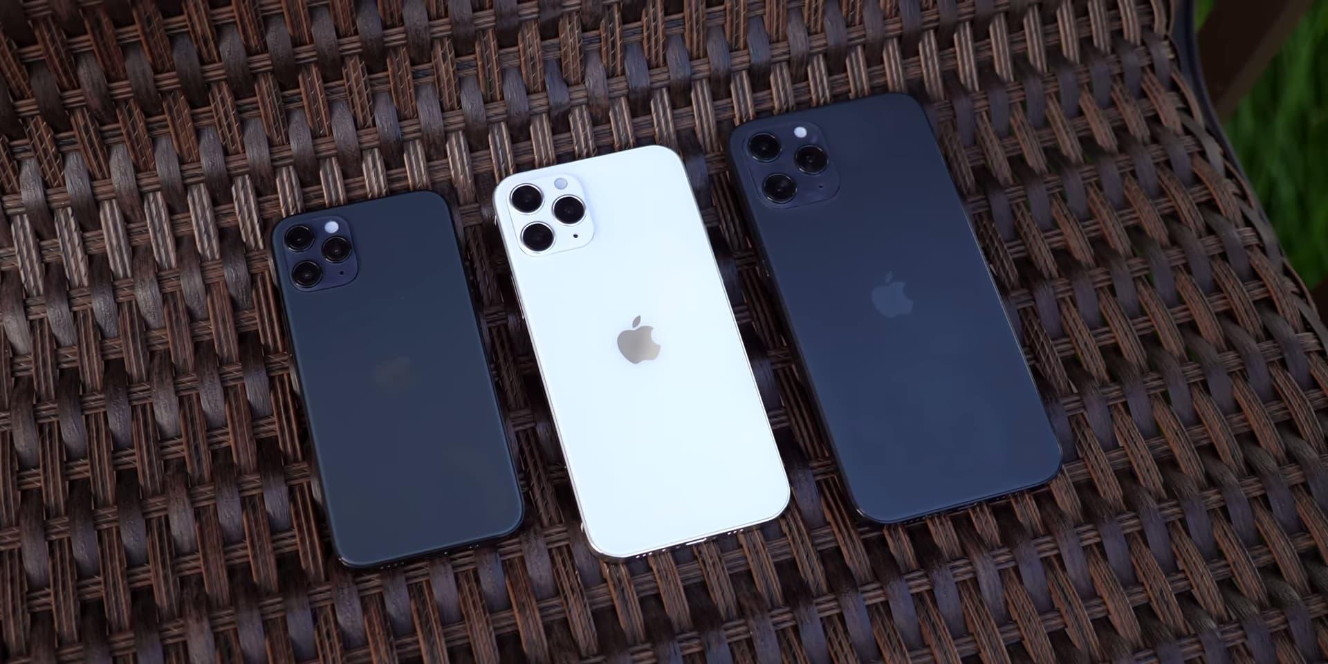 iPhone 12 Pro、iPhone 12 Pro Max
