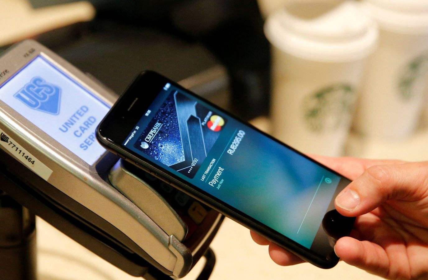 苹果收购Mobeewave 支付公司: 可将iPhone变成支付终端