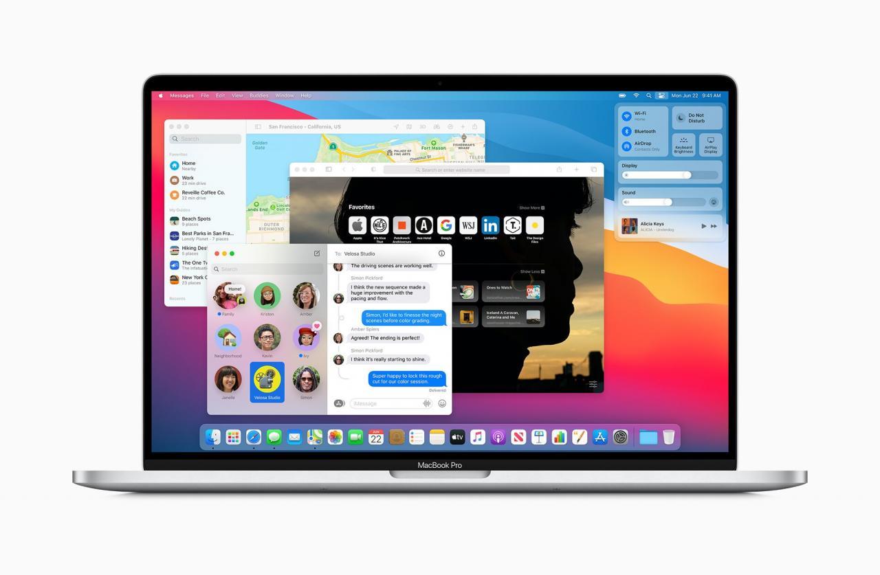 macOS Big Sur Beta 5 更新来了:来看看更新了什么