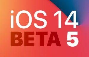 iOS 14 Developer Beta 5正式登场