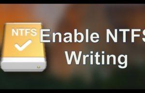 macOS如何打开原生自带NTFS读写功能