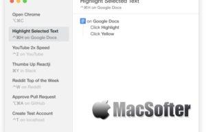 Keysmith for Mac : 为App工作流创建热键的工具