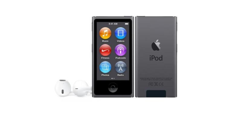最后一款iPod nano本月成过时产品和停产产品