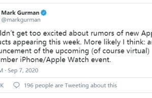 Apple最快将于本周宣布iPhone 12发布会具体日期