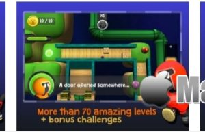 [iPhone/iPad限免] Yoopins :另类创意足球游戏