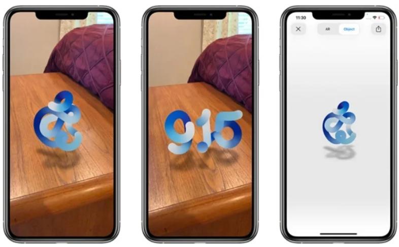 iPhone 12发布会藏彩蛋!苹果和9/15在现实世界中变化