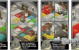 [iPhone/iPad限免] Grooh : 可爱风格的益智游戏