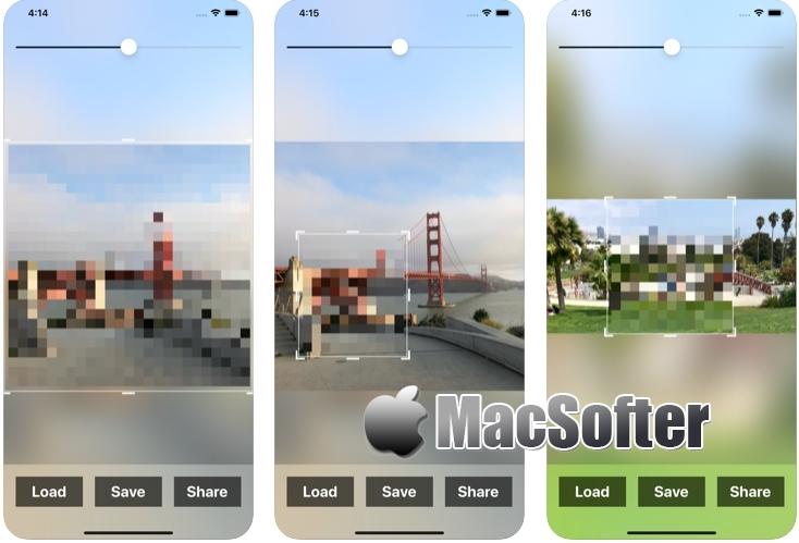 [iPhone/iPad限免] Pixelizator  :照片马赛克处理工具
