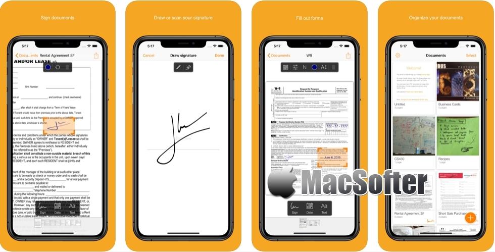 [iPhone/iPad限免] Genius Sign :实用的PDF文件签名编辑工具