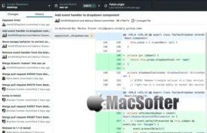 GitHub Desktop for Mac : Github桌面客户端工具