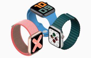 多款 Apple Watch Series 5无法订购:Series 6登场的预兆?
