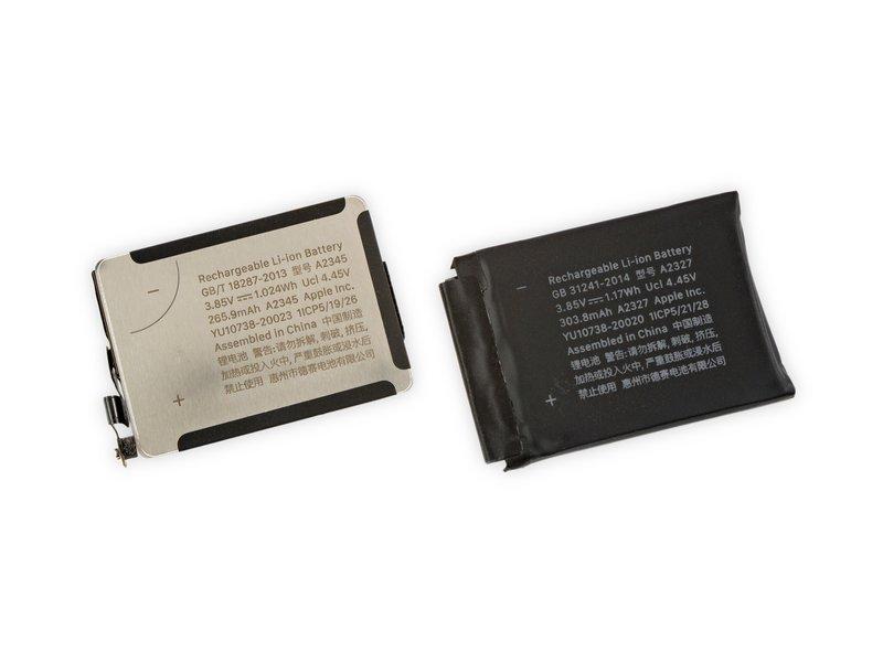 iFixit拆解Apple Watch Series 6发现电池体积增大