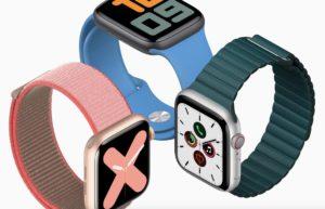 传Apple Watch Series 6 将有新颜色且发布当天即可预订