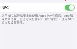 iOS14 nfc功能开启关闭教程 - 苹果iOS14 nfc功能如何开启