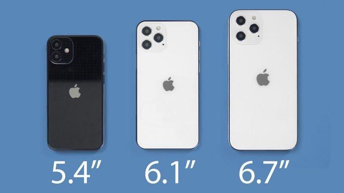 iPhone 12 mini参数曝光:处理器及电池或较弱