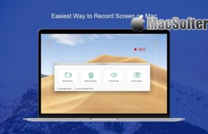 RecScreen for Mac : 好用的屏幕录像软件