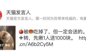 天猫官方预告iPhone 12将于10月16日开始预购:真机宣传图现身
