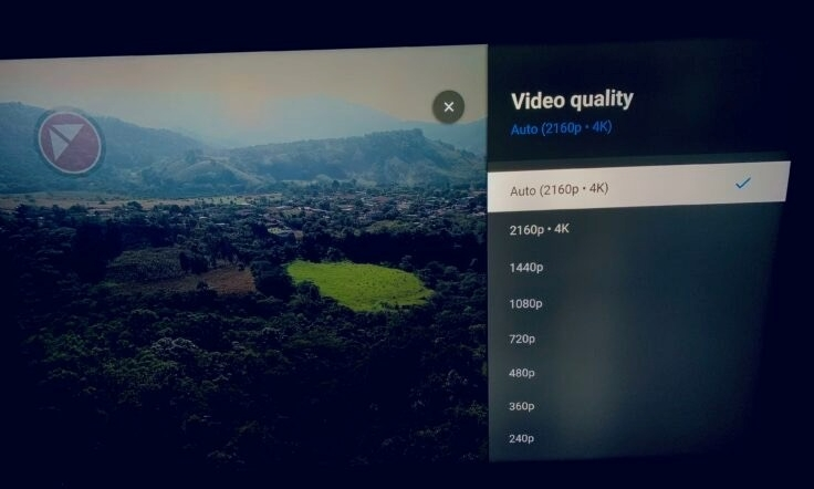 Apple TV Youtube App已能支持4K视频播放