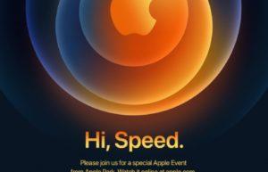 苹果正式宣布iPhone 12发布会日期