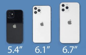 4款iPhone 12详细参数,颜色,价格,开售日期曝光