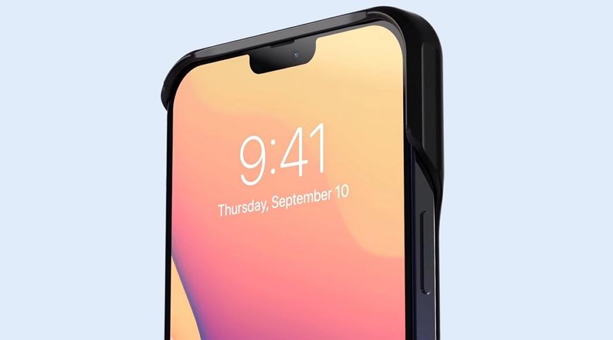 iPhone 12 Face ID解锁更快,iPhone 12 mini刘海收窄