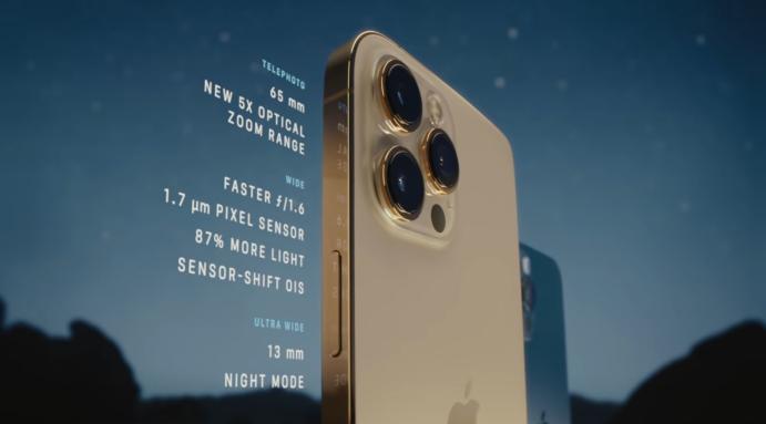 iPhone 12 Pro Max有5倍光学变焦?只是数字游戏