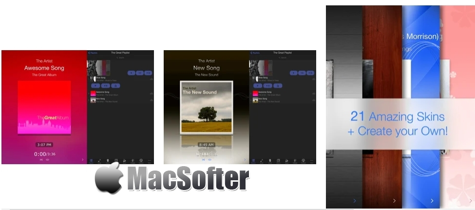 [iPhone/iPad限免] LeechTunes :支持后台播放的Youtube、Apple music客户端