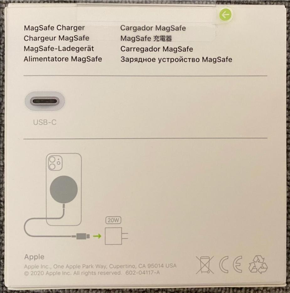 iPhone MagSafe磁吸充电器图文开箱:让无线充电更好更快